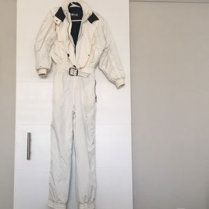 Vintage Head One Piece Ski outfit